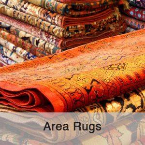 area rug button