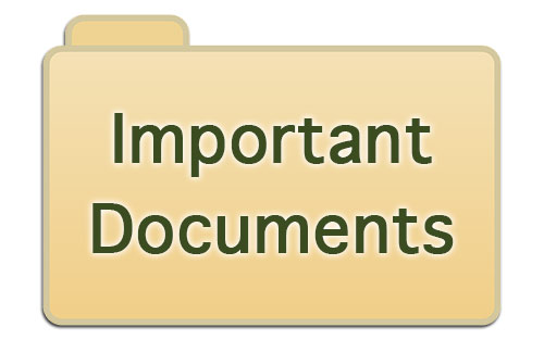 important-documents