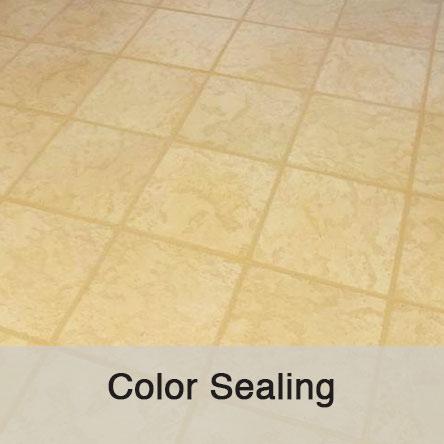 color sealing button